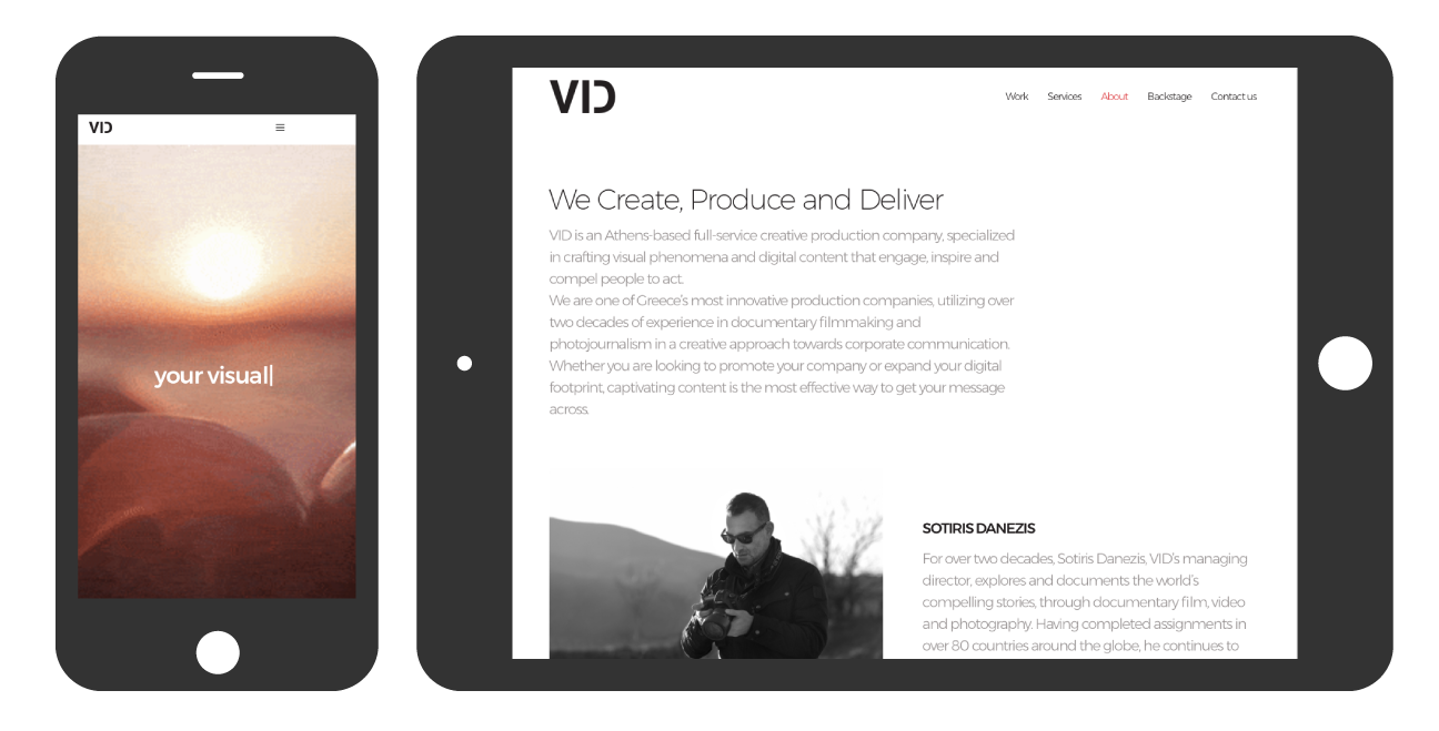 Mdesigners-VID-production-company-website-devices