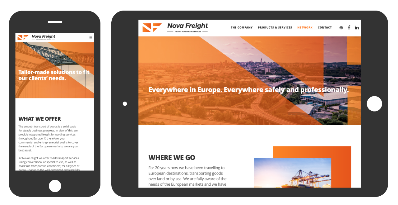 Mdesigners-NovaFreight-website-devices