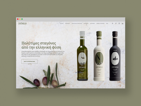 Mdesigners-greenolia-website